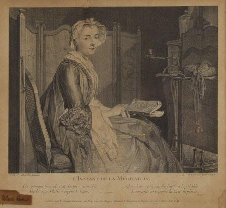 Dessins et aquarelles de Marie-Christine de Habsbourg Lorraine, soeur de Marie-Antoinette Cms_ny10