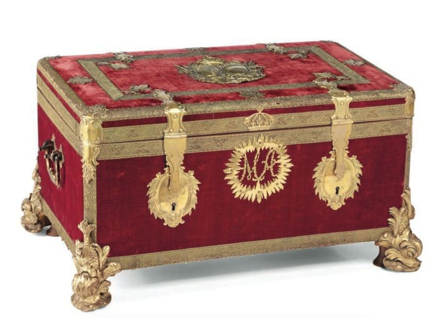 Vente Christie's, Collection Marie-Antoinette Coffre10