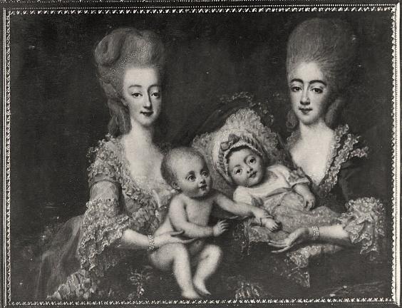 Marie-Thérèse de Savoie, comtesse d'Artois - Page 2 Comtes10