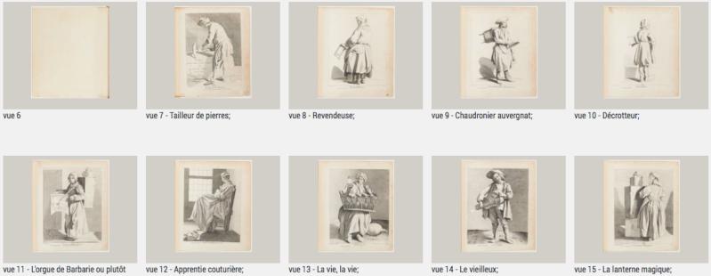 Dessins et aquarelles de Marie-Christine de Habsbourg Lorraine, soeur de Marie-Antoinette Cris_d10