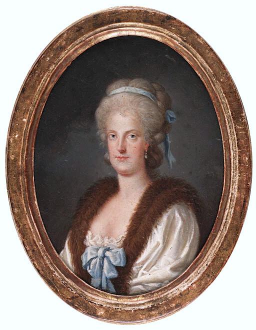 Portraits de Marie Caroline d'Autriche, reine de Naples et de Sicile D1598210