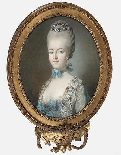 Vente Christie's, Collection Marie-Antoinette E9299110