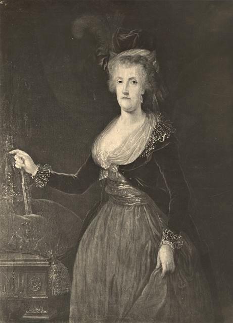 Portraits de Marie Caroline d'Autriche, reine de Naples et de Sicile France15