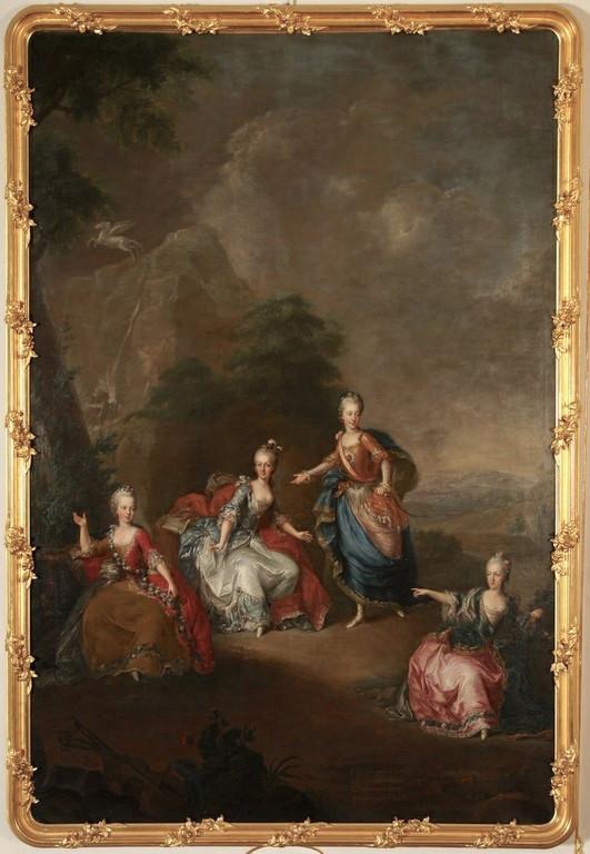 Portraits de l'archiduchesse Marie-Josèphe Il_par10