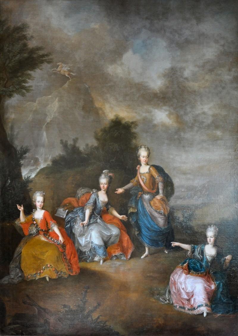 Portraits de l'archiduchesse Marie-Josèphe Il_par11
