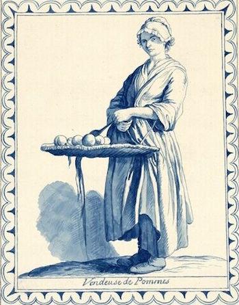 Dessins et aquarelles de Marie-Christine de Habsbourg Lorraine, soeur de Marie-Antoinette Images10