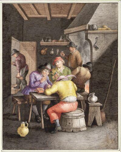 Dessins et aquarelles de Marie-Christine de Habsbourg Lorraine, soeur de Marie-Antoinette Images13