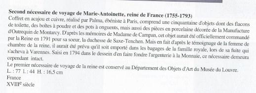 Nécessaires - Les nécessaires de voyage de Marie-Antoinette Img18911