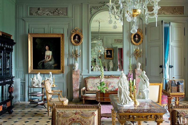 """Vente Christie's """"La vie de château. Collection Jean-Louis Remilleux"""" Item2_10"""