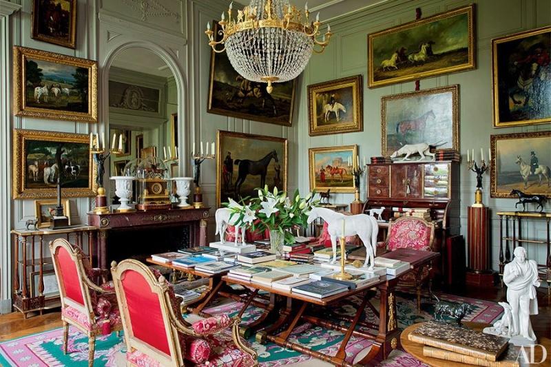 """Vente Christie's """"La vie de château. Collection Jean-Louis Remilleux"""" Item5_10"""