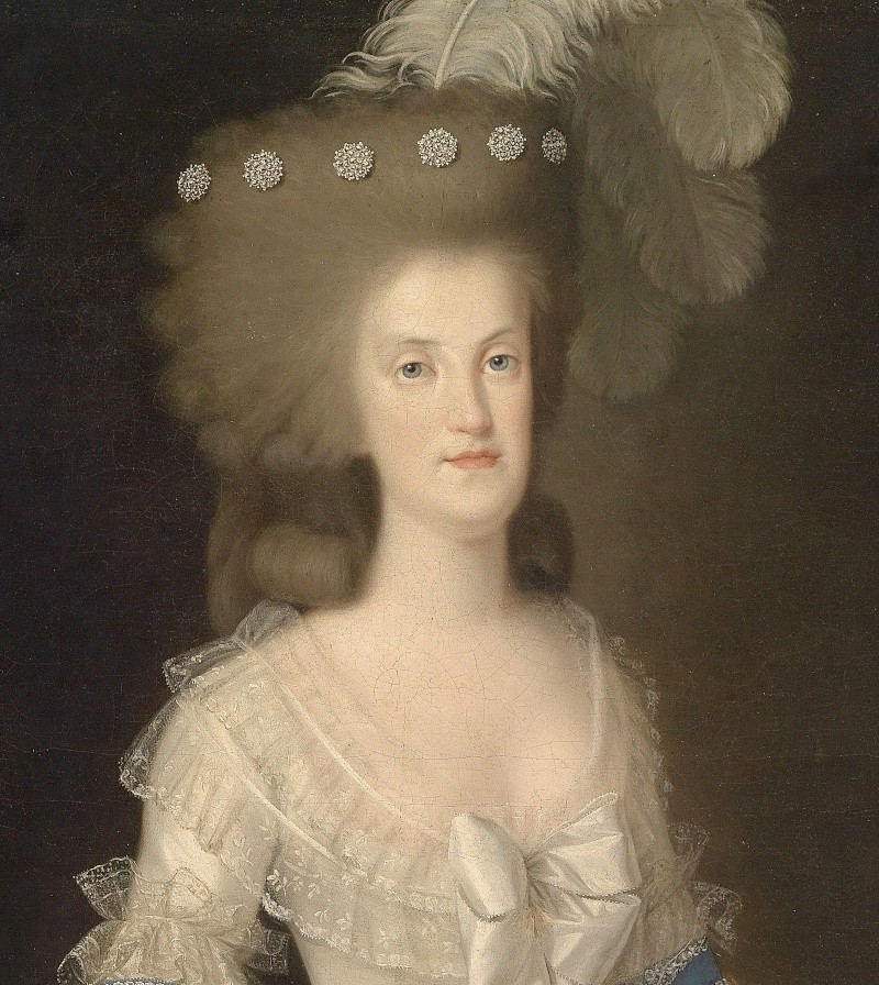 Portraits de Marie Caroline d'Autriche, reine de Naples et de Sicile Kynigi10