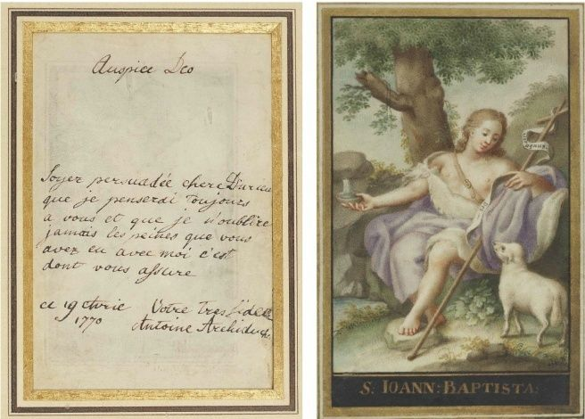 Vente Christie's, Collection Marie-Antoinette - Page 3 Letter10