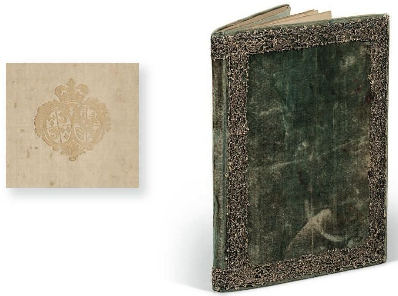 L'un des premiers livres offerts à Marie-Antoinette Livre_11