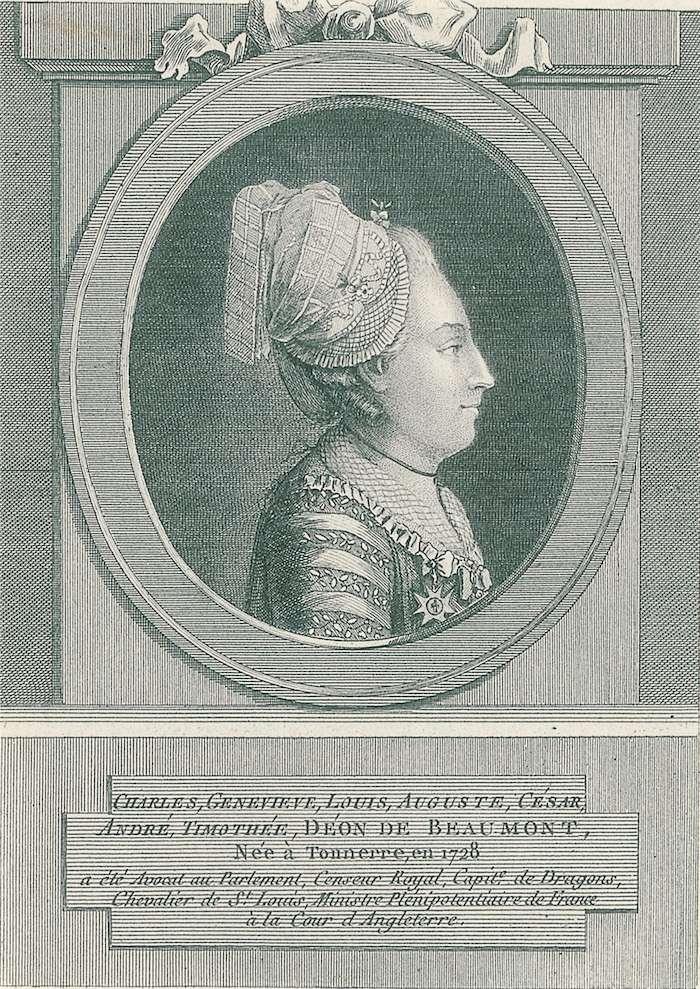 Charles d'Éon de Beaumont, dit le chevalier d'Éon - Page 2 Mademo10