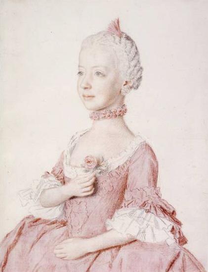 Portraits de Marie Caroline d'Autriche, reine de Naples et de Sicile Maria_11