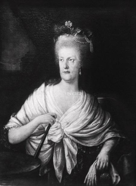 Portraits de Marie Caroline d'Autriche, reine de Naples et de Sicile Maria_14