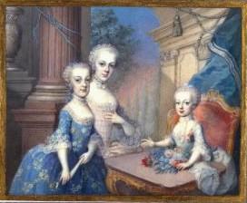 Portraits de l'archiduchesse Marie-Josèphe Maria_19