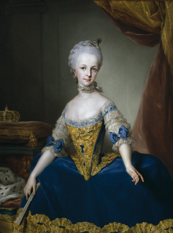 Portraits de l'archiduchesse Marie-Josèphe Maria_23