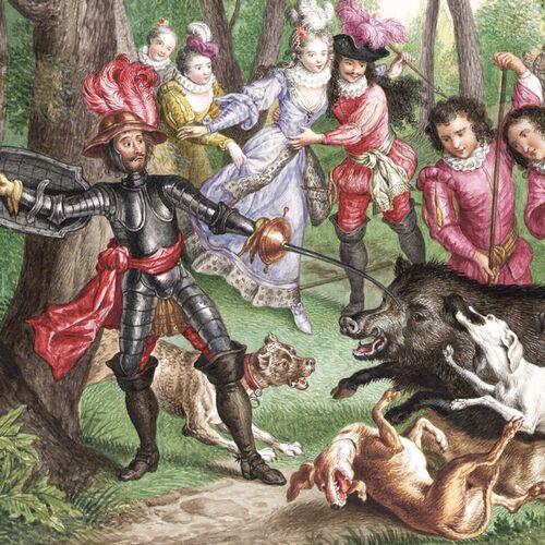 Dessins et aquarelles de Marie-Christine de Habsbourg Lorraine, soeur de Marie-Antoinette Marie101