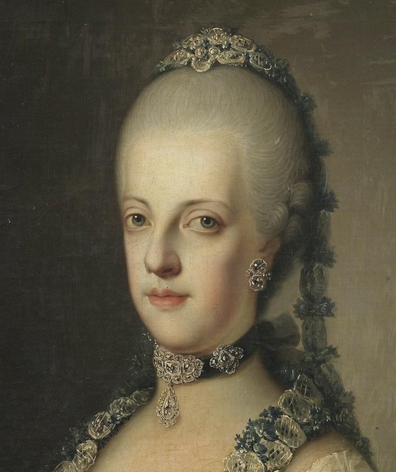 Portraits de Marie Caroline d'Autriche, reine de Naples et de Sicile Marie_19