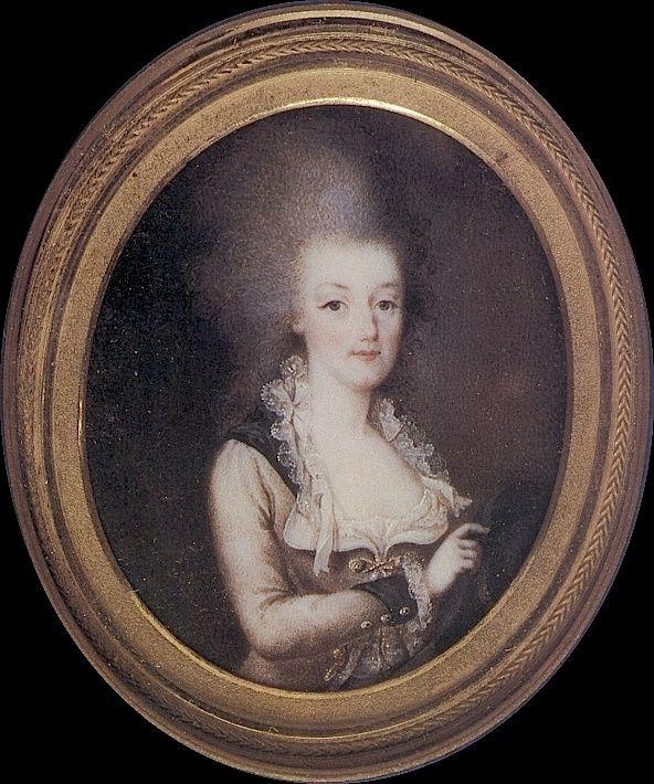 Campana - Marie-Antoinette par Ignazio-Pio-Vittoriano (Ignace-Jean-Victor) Campana Marie_54
