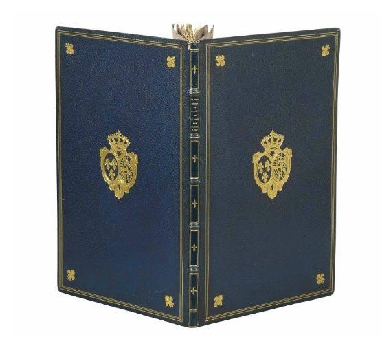 Menu général pour la Maison de la reine, 1781 Menu_m10
