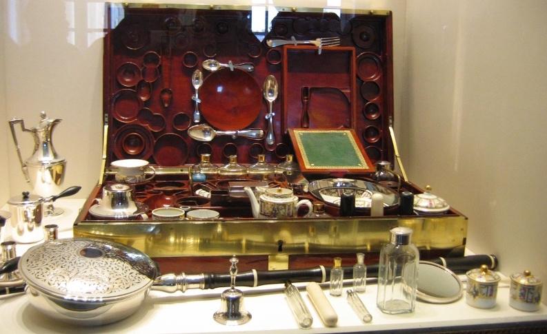 Nécessaires - Les nécessaires de voyage de Marie-Antoinette Necess11