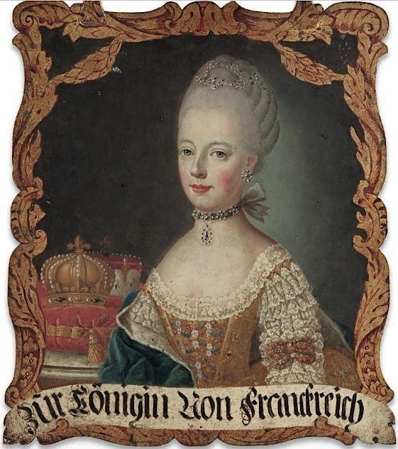 Vente Christie's, Collection Marie-Antoinette Portra19