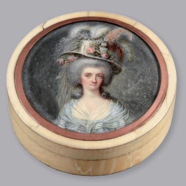 Portraits de la princesse de Lamballe - Page 10 Portra28