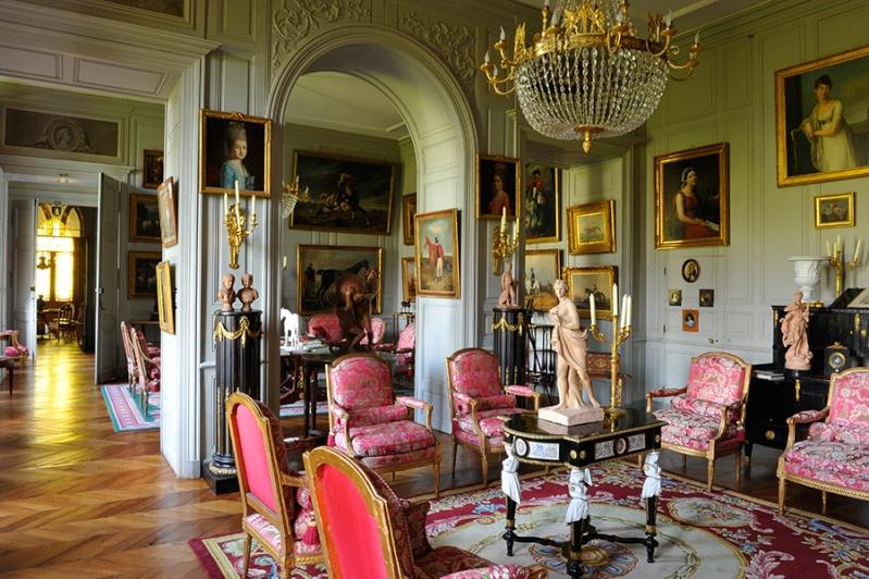 """Vente Christie's """"La vie de château. Collection Jean-Louis Remilleux"""" Salon-10"""