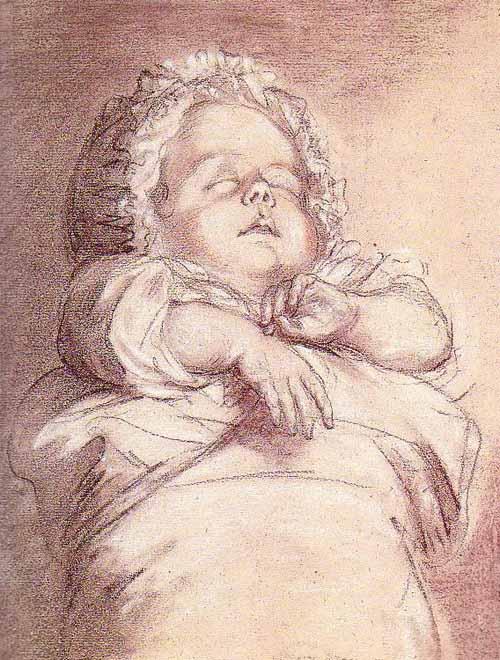 Portraits de la petite Mme Sophie, par Vigée Le Brun, ou pas ? Sophie10