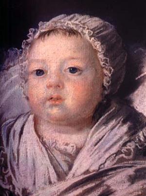 Portraits de la petite Mme Sophie, par Vigée Le Brun, ou pas ? Sophie11