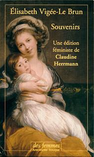 Souvenirs - Elisabeth-Louise Vigée Le Brun Vigee-10