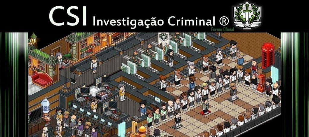 CSI Investigação Criminal ® Oficial