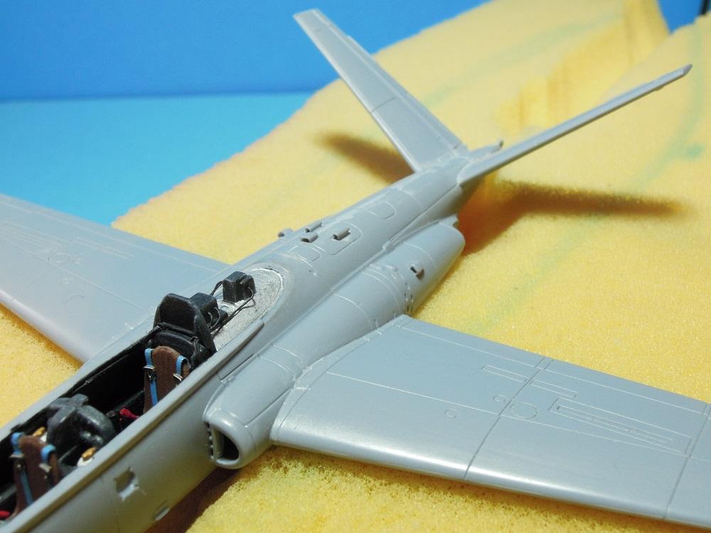 Fouga CM-175 Zéphyr-Spécial Hobby-1/72° (terminé) - Page 3 Dscn9516