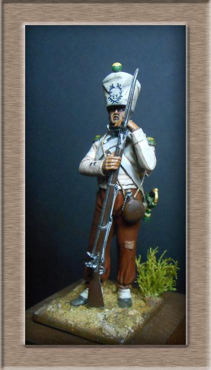 Grenadier 15e régiment Infanterie de la ligne Espagne 1807 MM 54m (modifications)  - Page 16 74_22011