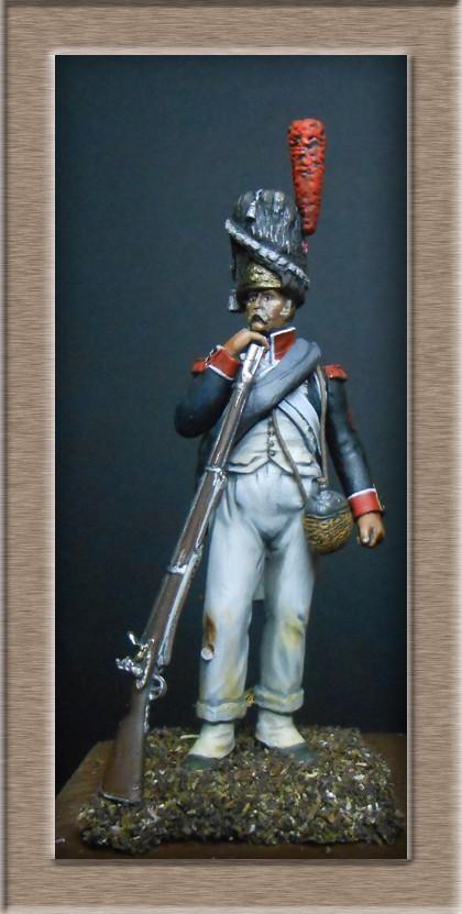 Grenadier 15e régiment Infanterie de la ligne Espagne 1807 MM 54m (modifications)  - Page 16 74_23010