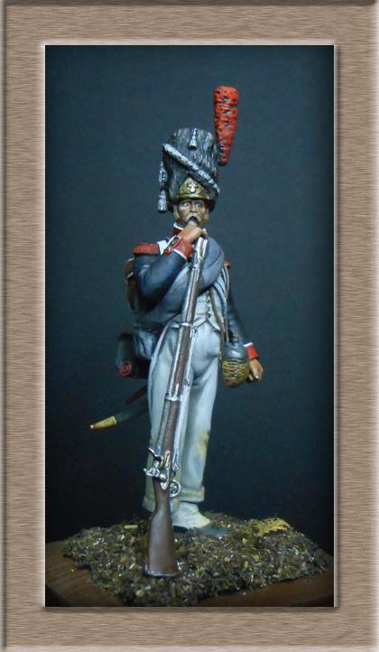 Grenadier 15e régiment Infanterie de la ligne Espagne 1807 MM 54m (modifications)  - Page 16 74_23011