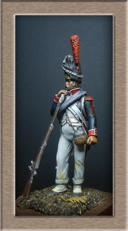 Grenadier 15e régiment Infanterie de la ligne Espagne 1807 MM 54m (modifications)  - Page 16 74_23110