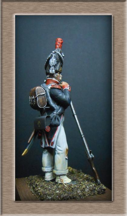 Grenadier 15e régiment Infanterie de la ligne Espagne 1807 MM 54m (modifications)  - Page 16 74_23111