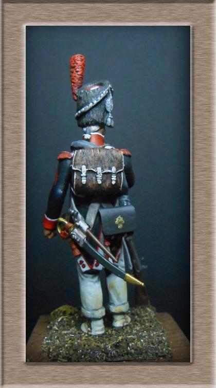 Grenadier 15e régiment Infanterie de la ligne Espagne 1807 MM 54m (modifications)  - Page 16 74_23112