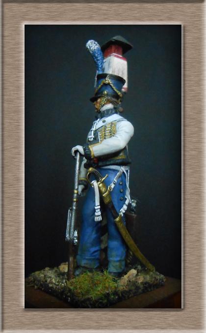 Grenadier 15e régiment Infanterie de la ligne Espagne 1807 MM 54m (modifications)  - Page 16 Dscn2513