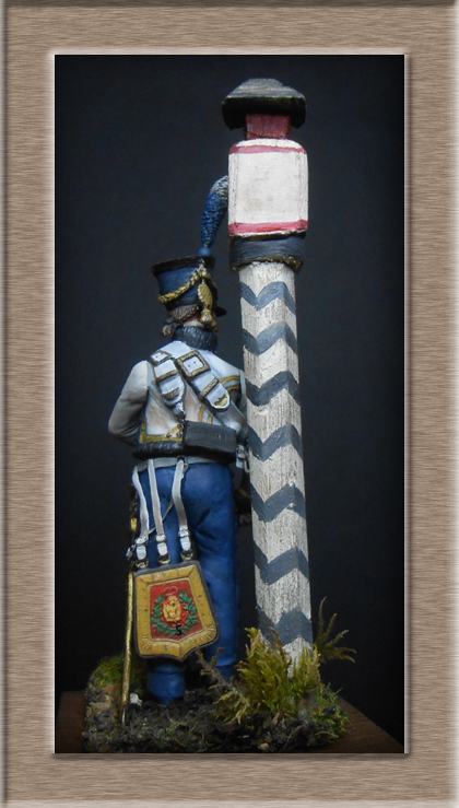 Grenadier 15e régiment Infanterie de la ligne Espagne 1807 MM 54m (modifications)  - Page 16 Dscn2514