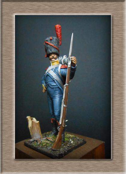 Grenadier 15e régiment Infanterie de la ligne Espagne 1807 MM 54m (modifications)  - Page 2 Dscn2534