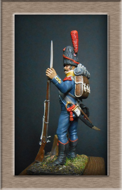 Grenadier 15e régiment Infanterie de la ligne Espagne 1807 MM 54m (modifications)  - Page 2 Dscn2537