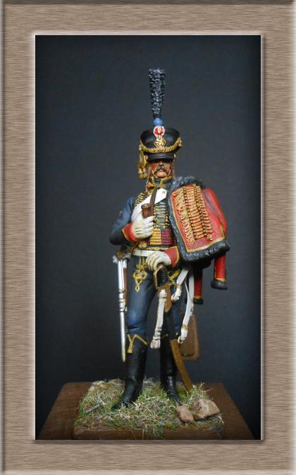 Grenadier 15e régiment Infanterie de la ligne Espagne 1807 MM 54m (modifications)  Dscn2611