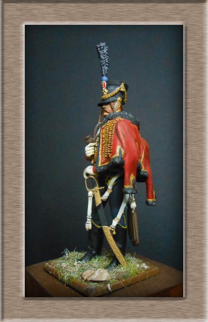 Grenadier 15e régiment Infanterie de la ligne Espagne 1807 MM 54m (modifications)  Dscn2613