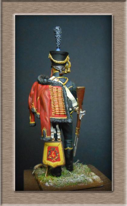 Grenadier 15e régiment Infanterie de la ligne Espagne 1807 MM 54m (modifications)  Dscn2614