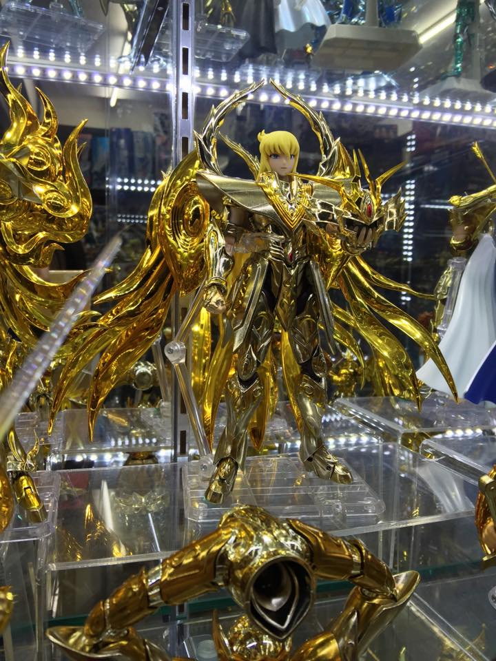 Galerie de la Vierge Soul of Gold (God Cloth) 12122512