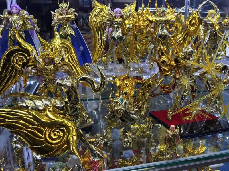 Galerie de la Vierge Soul of Gold (God Cloth) 19750410